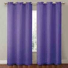 Sparkle Grommet Curtain Single Panel