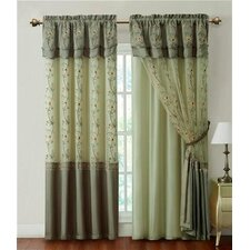 Daphne Curtain Single Panel