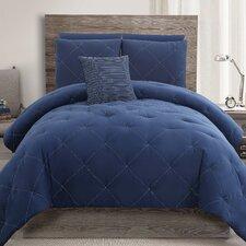 Charlotte 4 Piece Comforter Set