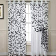 Maya Grommet Curtain Panels (Set of 2)