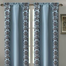 Garwood Damask Window Treatment Collection