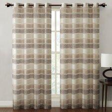 Allura Grommet Curtain Single Panel