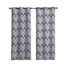 Marlie PRT Blackout Grommet Curtain Panel (Set of 2)