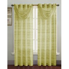 <strong>Victoria Classics</strong> Bryce Grommet Curtain Single Panel