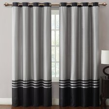 Barclay Grommet Curtain Single Panel