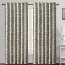 Rayna Grommet Curtain Single Panel