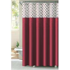 Red Shower Curtains | Wayfair