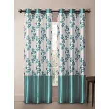 Serafina Faux Silk Panel (Set of 2)