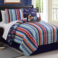 Dog (Leo) Comforter Mini Set