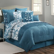 Shadow Vine 12 Piece Comforter Set