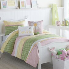 Lazy Daisy Comforter Set