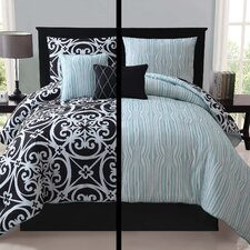 Kennedy 4 Piece Comforter Set