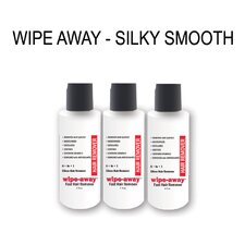 Wipe Away Silky Smooth Hair Remover Cleaner Lotion