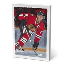 NHL Player Photographic Print on Canvas