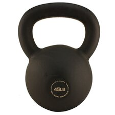<strong>Muscle Driver USA</strong> 45 lb Black Series Kettlebell