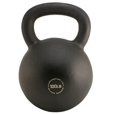 <strong>Muscle Driver USA</strong> 100 lb Black Series Kettlebell