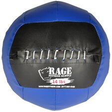 <strong>Muscle Driver USA</strong> 14 lb Rage Ball in Blue