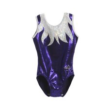 Kids Flames Gymnastics Leotard
