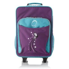 Kids Butterfly Luggage with Integrated Cooler
