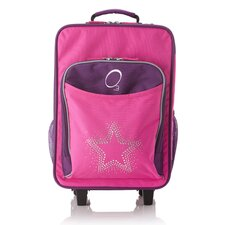 Kids Star Luggage with Integrated Cooler