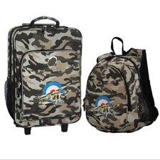 Kids 2 Pieces Luggage Set