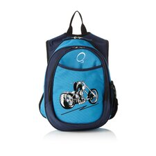 Kids All in One Pre-School Motorcycle Cooler Backpack