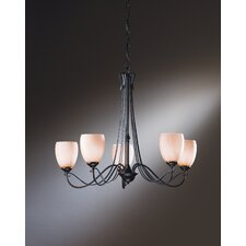 <strong>Hubbardton Forge</strong> Trellis 5 Light Chandelier