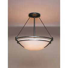 <strong>Hubbardton Forge</strong> Presidio Large 3 Light Semi Flush Mount