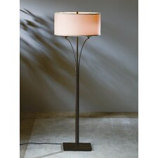 <strong>Hubbardton Forge</strong> Formae Contemporary 2 Light Floor Lamp