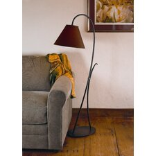 <strong>Hubbardton Forge</strong> Down Willow 1 Light Floor Lamp