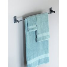 "Wall Mounted 25.5"" Towel Holder"