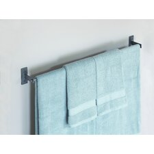 "Wall Mounted 33.5"" Towel Holder"