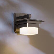 <strong>Hubbardton Forge</strong> Bungalow Small 1 Light Outdoor Sconce