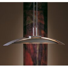 <strong>Hubbardton Forge</strong> Bent Plane 2 Light Pendant