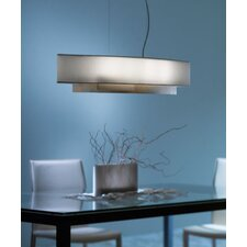 <strong>Hubbardton Forge</strong> Current 4 Light Drum Pendant