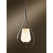 <strong>Hubbardton Forge</strong> Flora 1 Light Pendant