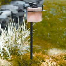 Ellipse Bollard 1 Light Outdoor Post Lantern