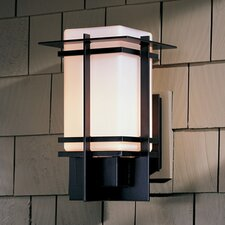 Alum Box 1 Light Outdoor Wall Sconce