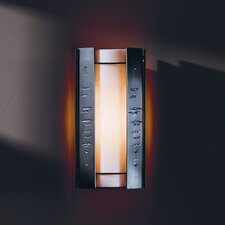 <strong>Hubbardton Forge</strong> Aluminum 1 Light Outdoor Wall Sconce