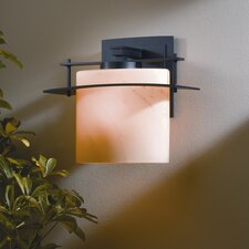 <strong>Hubbardton Forge</strong> Ellipse 1 Light Outdoor Wall Sconce