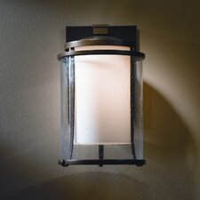 <strong>Hubbardton Forge</strong> Meridian 1 Light Outdoor Wall Sconce