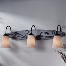 <strong>Hubbardton Forge</strong> 3 Light Wall Sconce