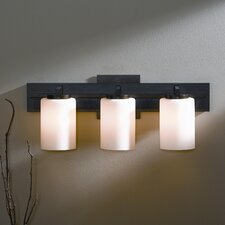 <strong>Hubbardton Forge</strong> Ondrian 3 Light Wall Sconce