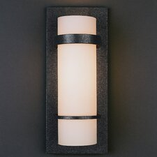 <strong>Hubbardton Forge</strong> 1 Light Banded Wall Sconce