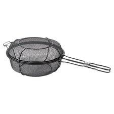 Dual Skillet Shaker Basket Nonstick