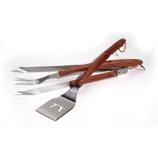 Rosewood 3 Piece Utensil Set