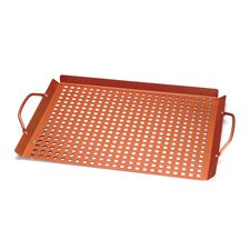 Nonstick Grill Grid with Handles