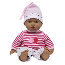 "<strong>JC Toys</strong> 11"" La Baby - Hispanic"