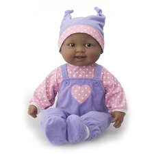 "<strong>JC Toys</strong> 20"" Lots to Cuddle - African American"