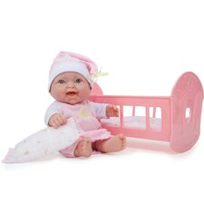 <strong>JC Toys</strong> Lots to Love with Crib Doll